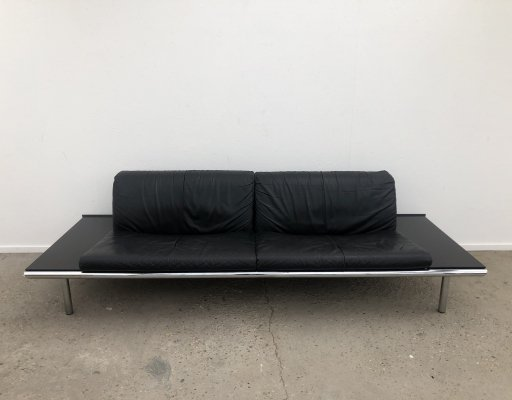 2 x Mission 2,5 seater sofa by Harvink, 1980s