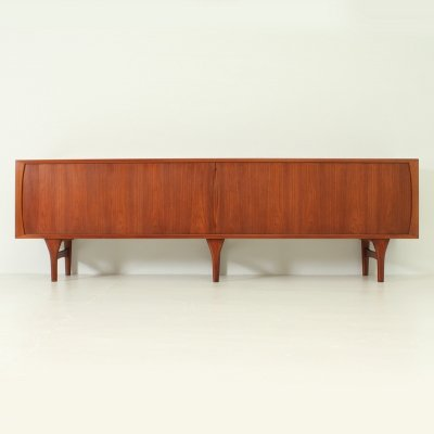 Large Sideboard by Henning Kjaernulf for Bruno Hansen