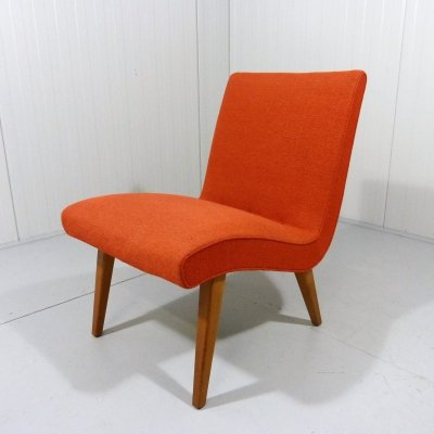 Vostra Easy Chair by Jens Risom for Knoll, 1949