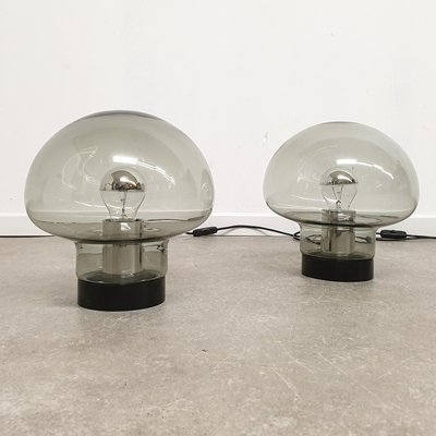 Peill & Putzler Mushroom Table Lamps