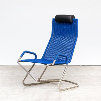 90's Tecta D36 'floating' lounge chair by Jean Prouvé