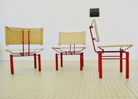 Kush & co series 8600 lounge chairs by Hans Ulrich Bitsch