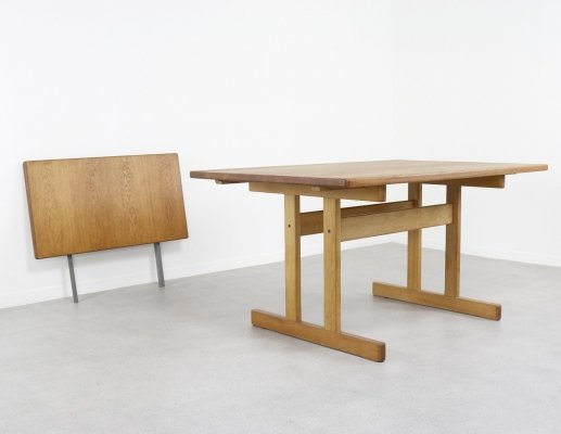 Shaker dining table by Kurt Østervig for KP Møbler, 1960s