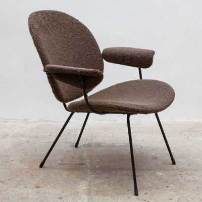 Willem H. Gispen Dutch Original '302' Armchair for Kembo