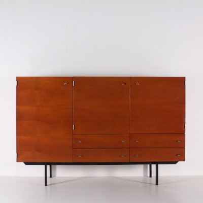 Highboard by Pierre Guariche for Meurop, 1960's