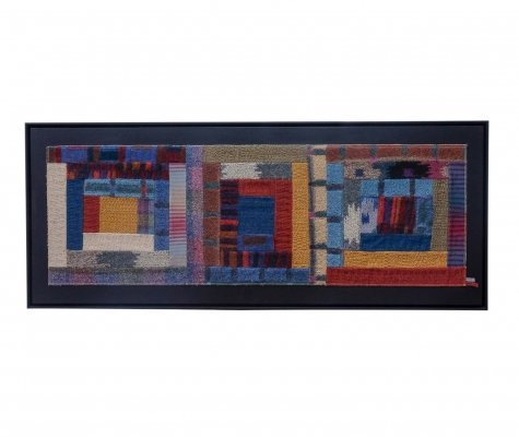 Vintage Wall Tapestry by Missoni, 1980s
