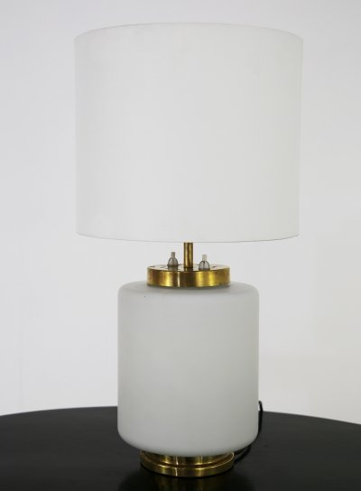 50s italian table lamp