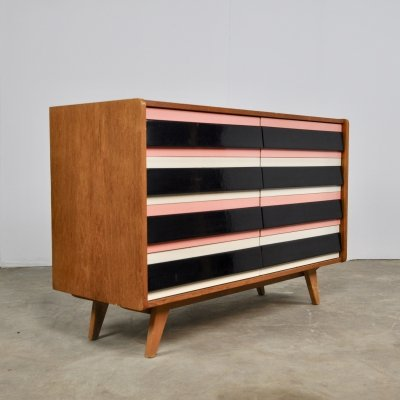 Chest by Jiri Jiroutek for Interier Praha, 1960s