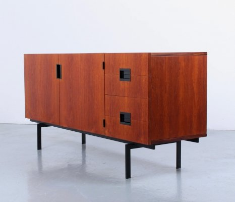 Japanese series DU01 sideboard by Cees Braakman for Pastoe, 1950s