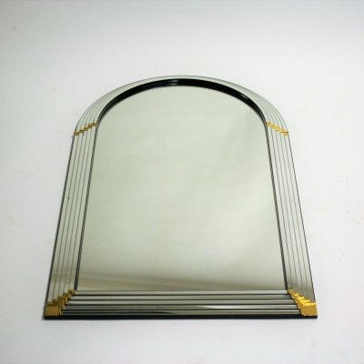 Vintage mirror by Deknudt, 1970s
