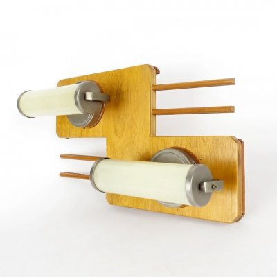 Pair of vintage wall lamps, 1930s