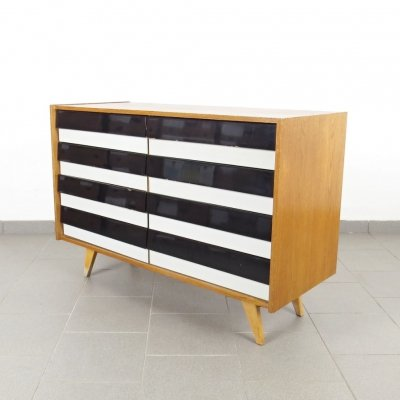 Chest of drawers by Jiří Jiroutek for Interier Praha, 1960s
