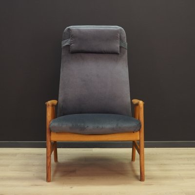 Arm chair by Alf Svensson for Fritz Hansen, 1960s