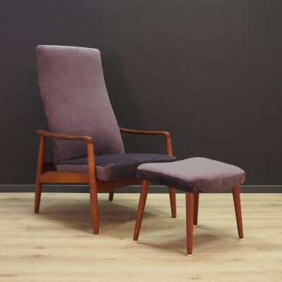 Arm chair by Søren Ladefoged for SL Mobler Denmark, 1960s