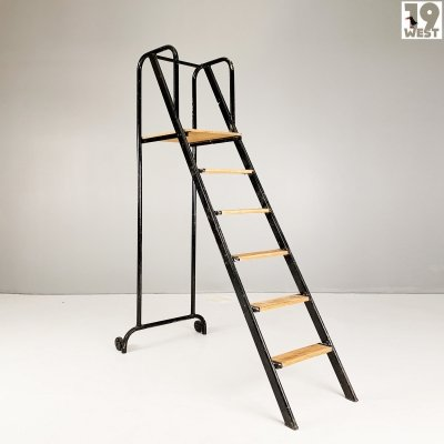 Industrial design ladder from the 1950's