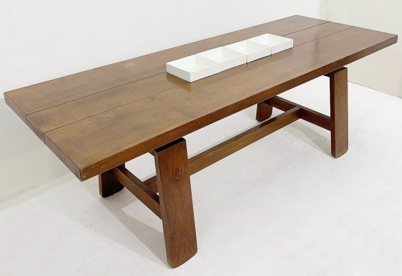 Large Dining Table by Silvio Coppola for Bernini, Italy 1964