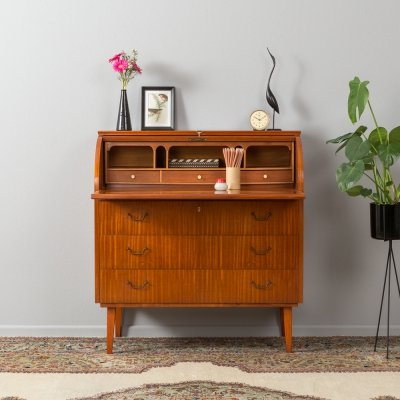 Macore secretary desk from the 1950s