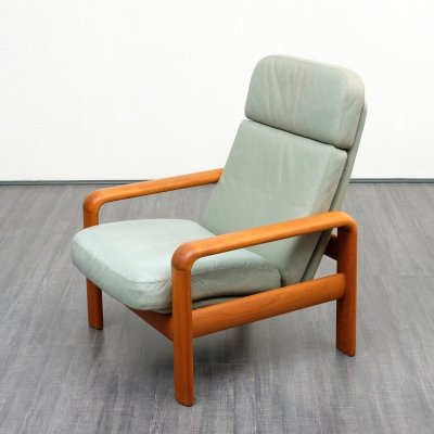 2 x Dyrlund arm chair, 1970s