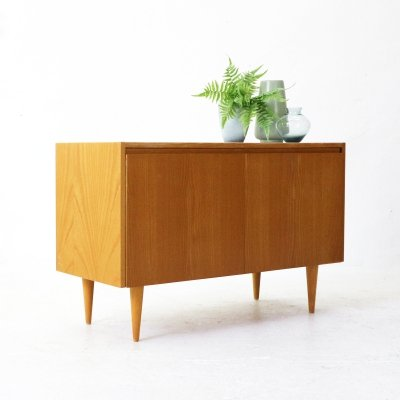 '50s Two-Door Ashwood Sideboard