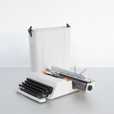 Rare Valentine Typewriter by Ettore Sottsass for Olivetti, 1969