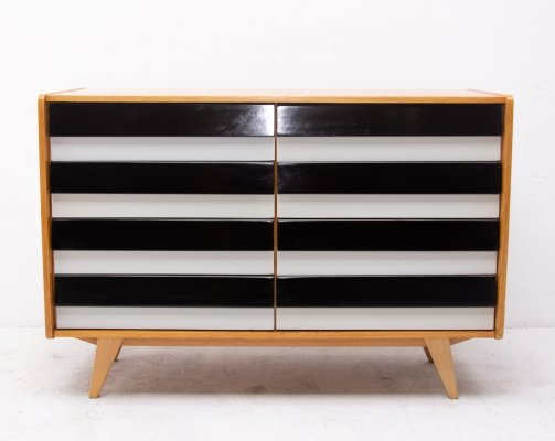 'U-458' Chest of drawers by Jiří Jiroutek, Czechoslovakia