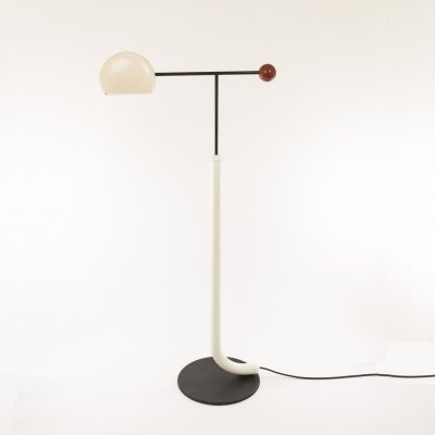Tomo floor lamp by Toshiyuki Kita for Luci, 1980s