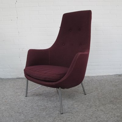 Lounge chair by Karl Ekselius for Pastoe, 1960s