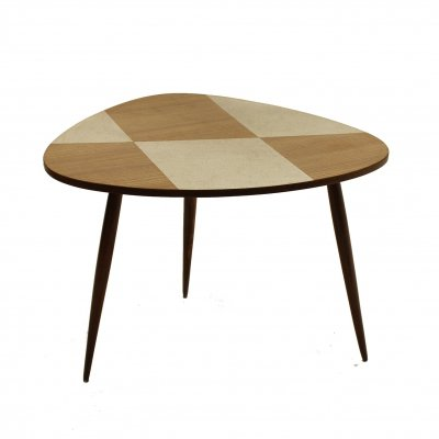 Dřevopodnik Brno coffee table, 1960s