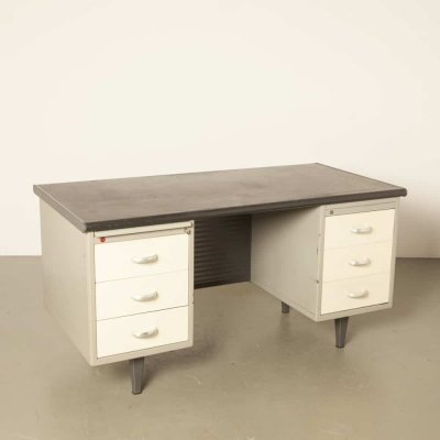 Model 7846 writing desk by André Cordemeyer, 1950s