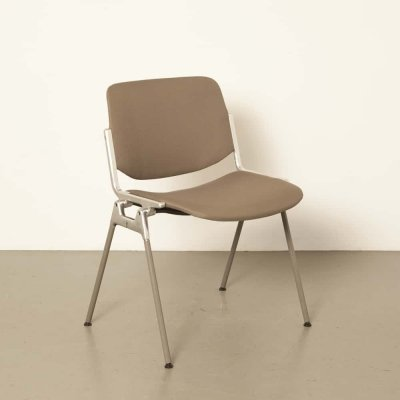 18 x DSC 106 stacking chair by Giancarlo Piretti for Castelli