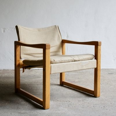 Diana Armchair By Karin Mobring, 1970's