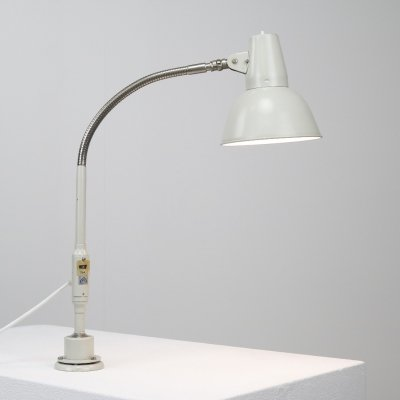 Industrial desk lamp by SIS, Germany 1960s