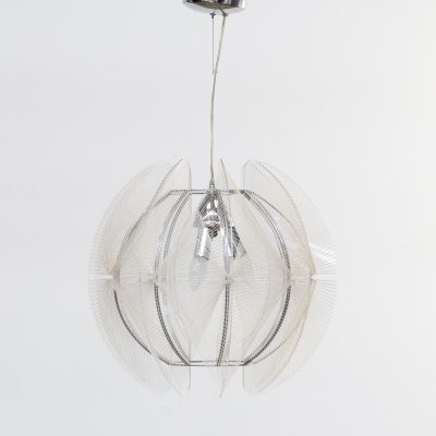 60s Paul Secon hanging lamp for Sompex