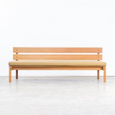 Very rare daybed by Nanna Ditzel for Mogens Kolds Savvaerk, 1960s