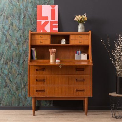 Danish secretary desk from the 1950s