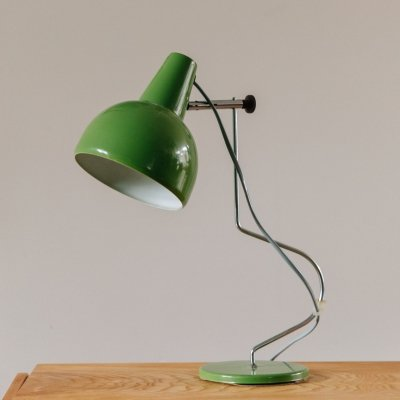 Vintage Table Lamp by Josef Hurka, 1960's