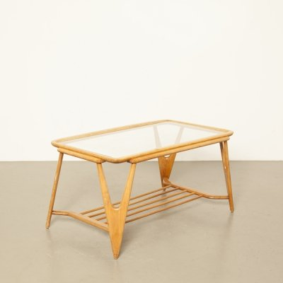 Coffee table by Cesare Lacca for Cassina