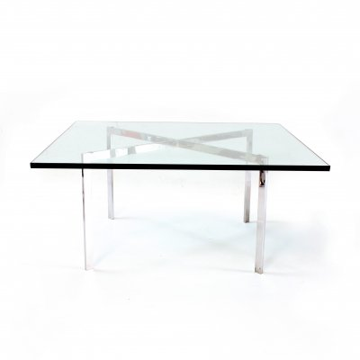 Coffee table by Ludwig Mies van der Rohe for Knoll, 1960s