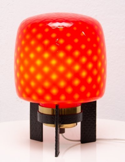 Desk lamp by Štepán Tabera for OPP Jihlava, 1970s
