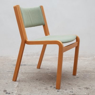 24 x Stacking Chair by Rud Thygesen & Johnny Sorensen for Magnus Olesen, 1970s