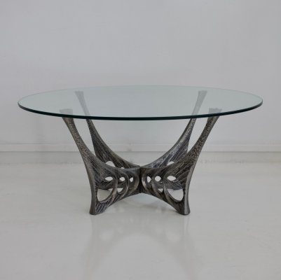 Willy Ceysens Brutalist Coffee Table
