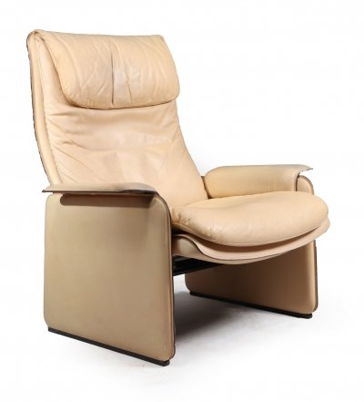 Leather Armchair by De Sede, 1980s