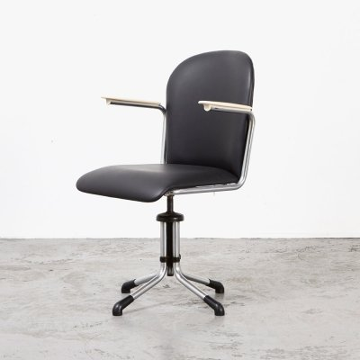 Model 356 Office Chair by W.H. Gispen for Gispen, 1937