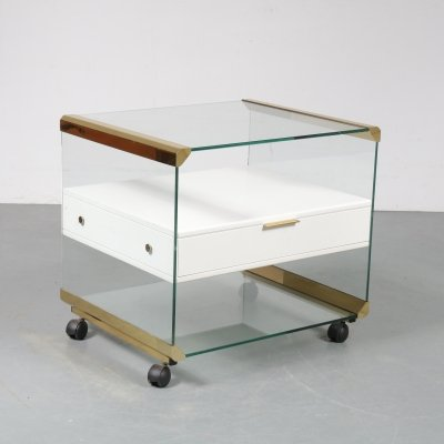 Luxurious trolley by Gallotti & Radice, Italy 1970s