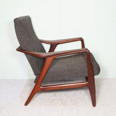 Vintage lounge chair, 1960's