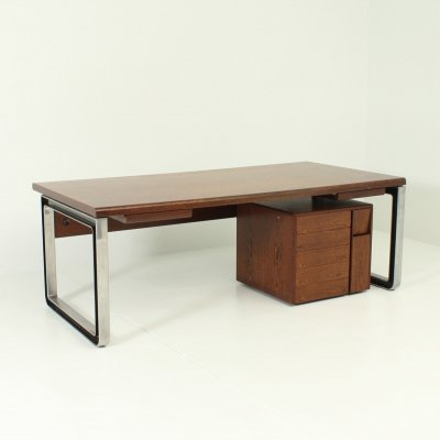 T333 Desk by Eugenio Gerli & Osvaldo Borsani for Tecno