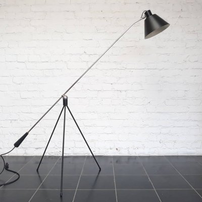 Magneto floor lamp by Fillekes for Artiforte, 1950s