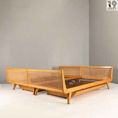 Two German modernist daybeds from the 1950's