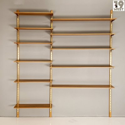 German modernist shelving unit from the 1950's