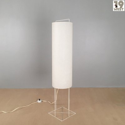 Minimalistic floor lamp from the 1950's
